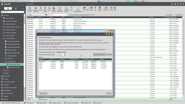 Sage 200 manage cashflow