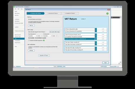 Sage Manage VAT